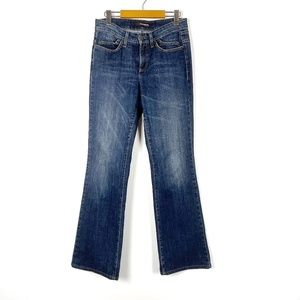 Cambio Bootcut Mid Rise Jeans Size 8